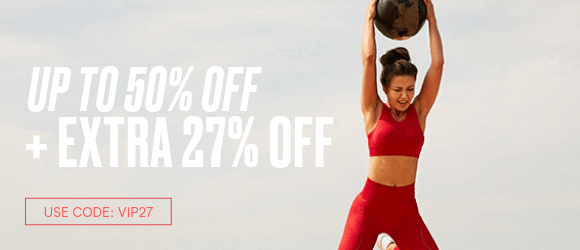 Extra 27% Off - Use Code: VIP27