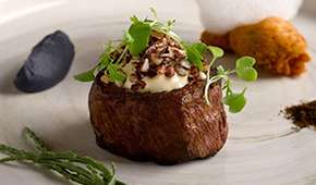 Osia Steak and Seafood Grill - 20% Off Total Food Bill during lunch & dinner