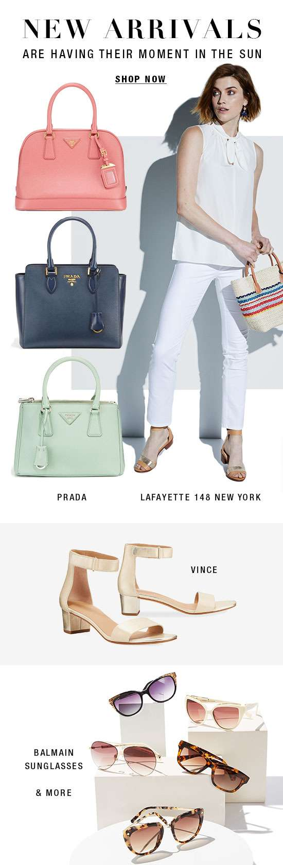 New Arrivals: extra 30%–50% off Lafayette & MORE