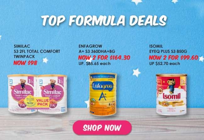 Top Formula Deals