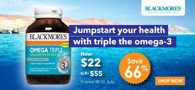 Blackmores Special Promotion