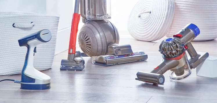 Your Dream Cleanup With Dyson