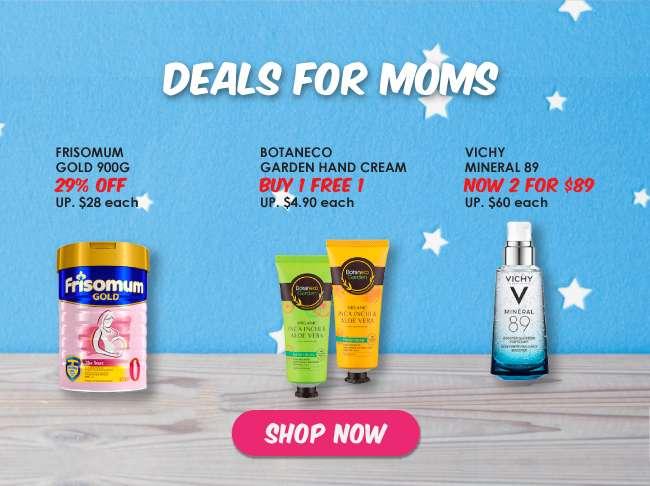 Deals for Moms
