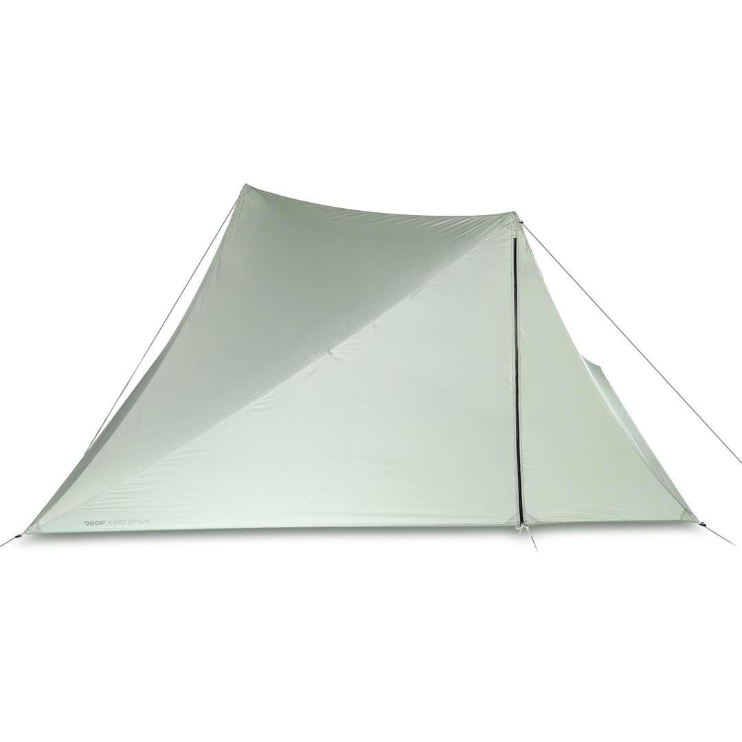 Drop X-Mid 2P Tent Designed by Dan Durston