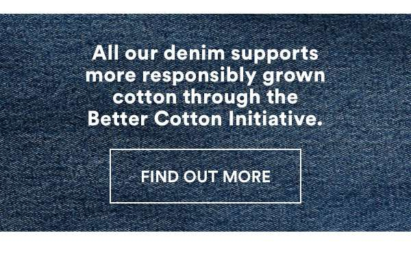 Better Cotton Initiative. Find Out More