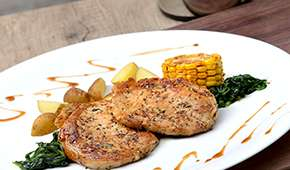 Tocha Bistro - Exclusive: 1-for-1 Meat Selection Meal from $24.80++ Only