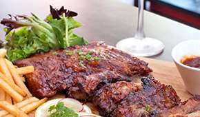 Fumee - Exclusive: 1-for-1 Ribs & Steak at SGD43++