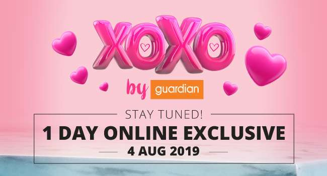 XOXO Deals Coming your way on 4 Aug 2019