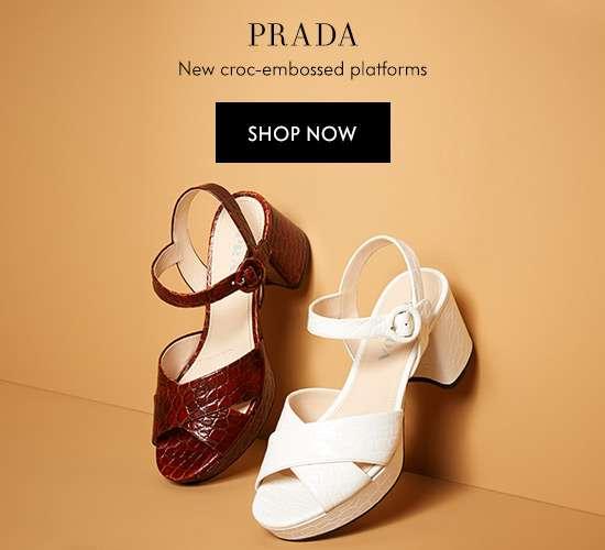Shop Prada Shoes
