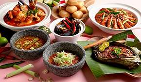 Window on the Park - 1-for-1 National Day Dinner Buffet from $78++ for 2 persons