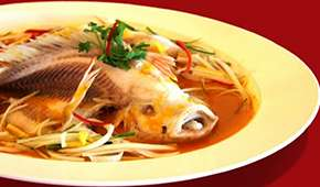 Changi Beach Seafood Paradise Restaurant - Fish O'August: Red Tilapia @ $19.90++ Only