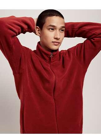 Men's Fleece Outerwear