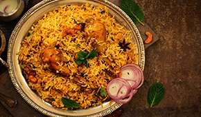 Indian Curry House - National Day - Up to 54% OFF Food Items