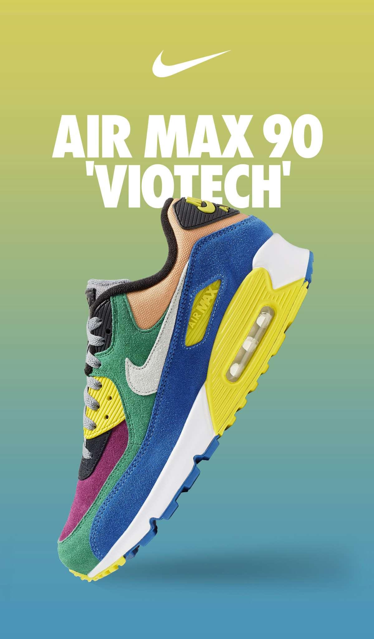 NIKE | AIR MAX 90 'VIOTECH'