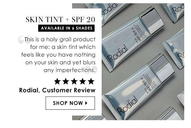 Skin Tint + SPF20