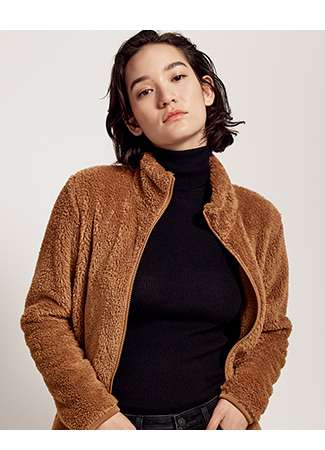 Women's Fleece Outerwear