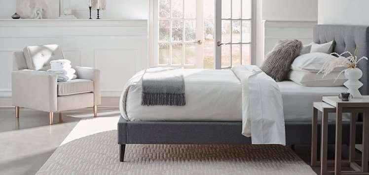 Frette Bedding & Bath With New Styles