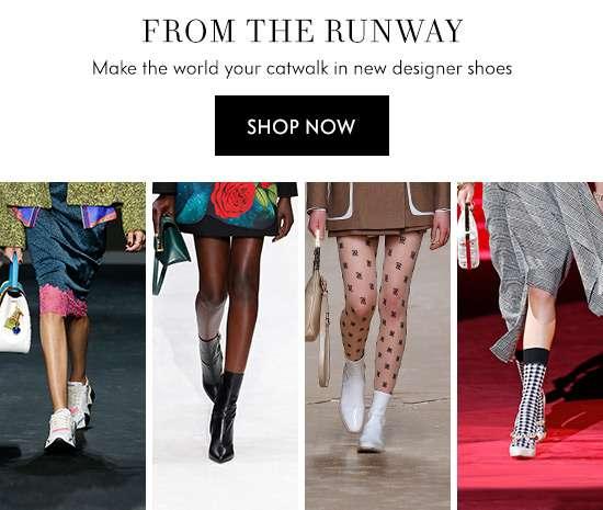 Shop Runway Shoes