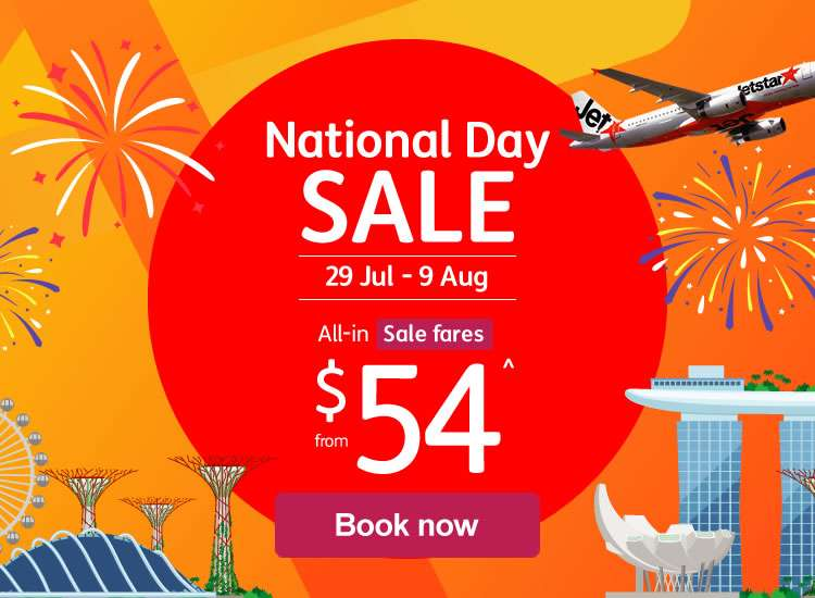 National Day Sale