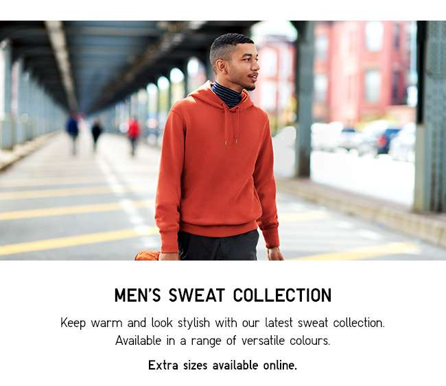 MEN'S SWEAT COLLECTION