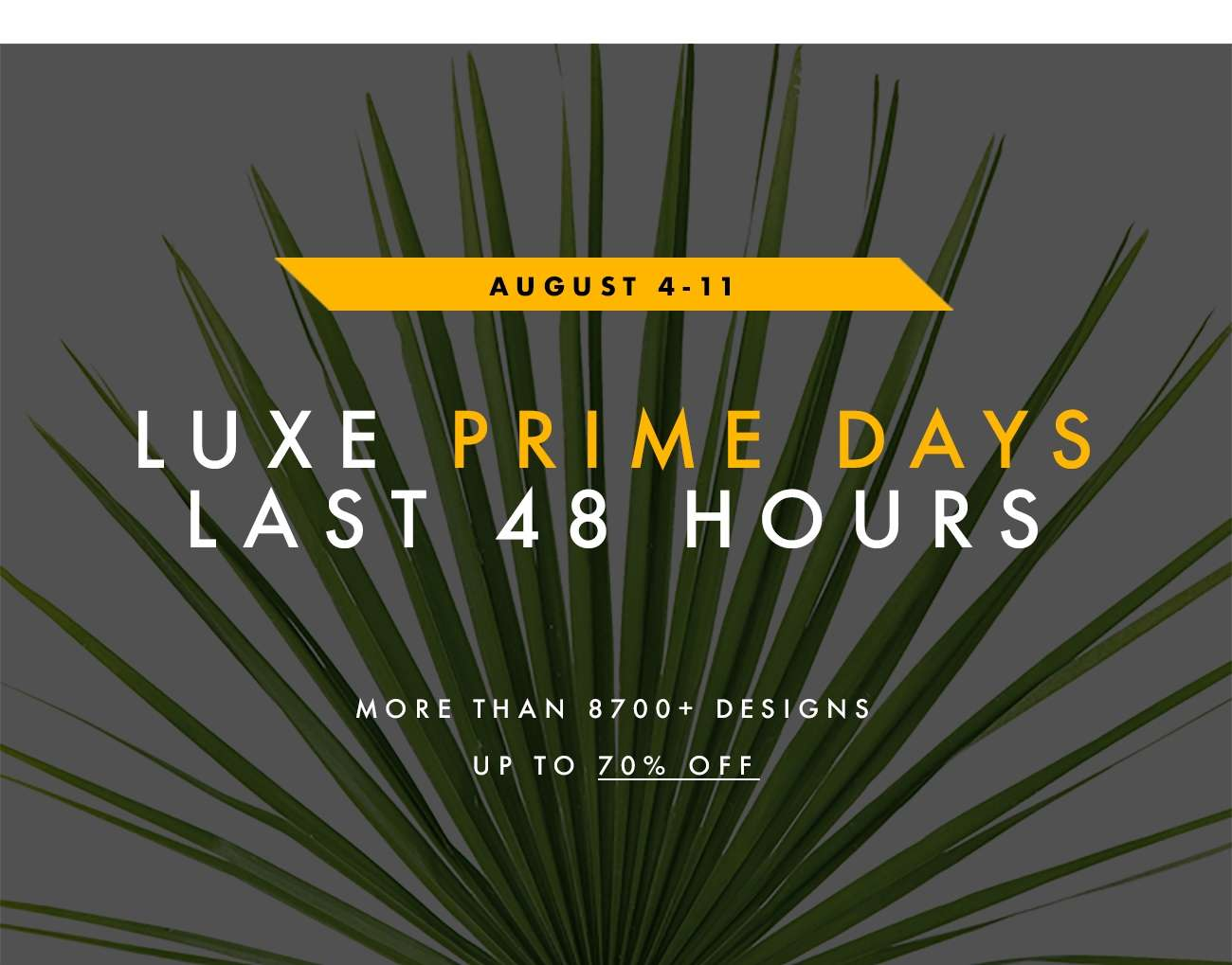 VIP PRIME DAYS - MORE THAN 8700+ DESIGNS  UP TO 70% OFF