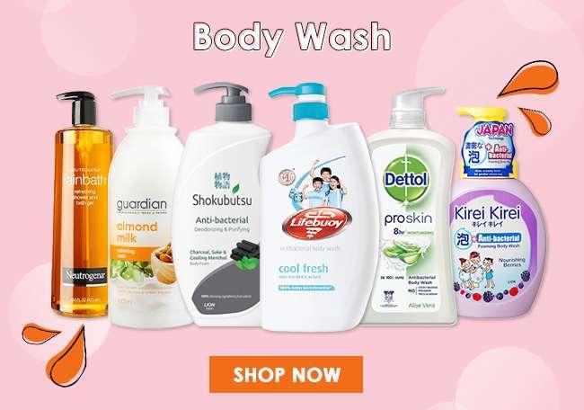 Shop Body Wash