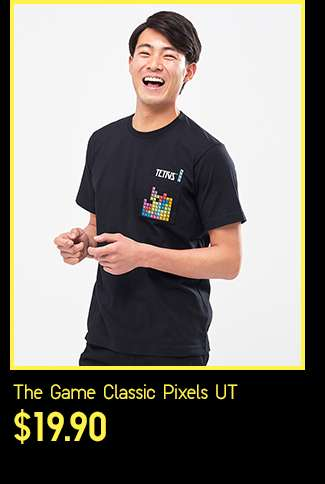 The Game Classic Pixels UT at $19.90