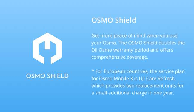 OSMO Shield