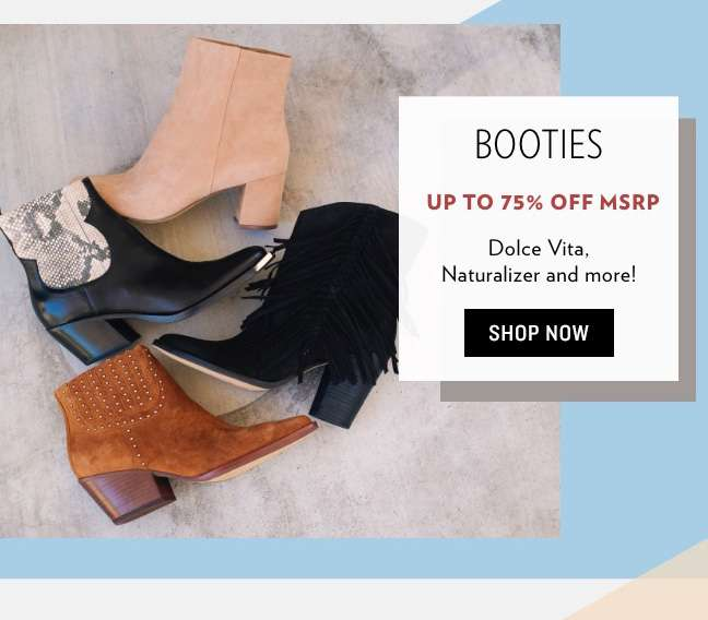 Fall Preview: Booties