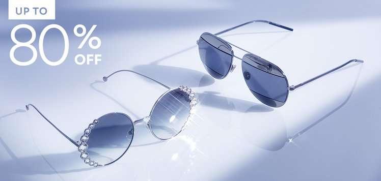 The Massive Sunglasses Sale: Dior & More