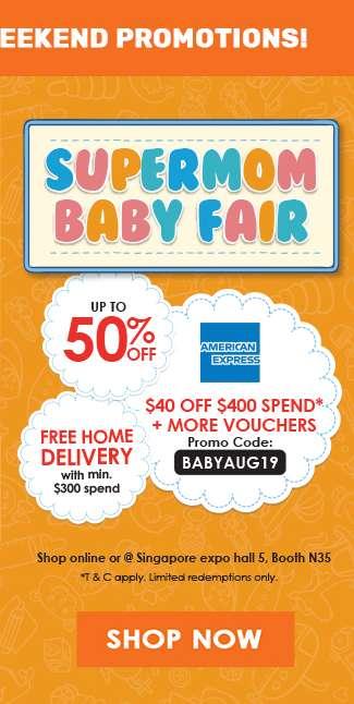 Last call for Supermom Baby Fair