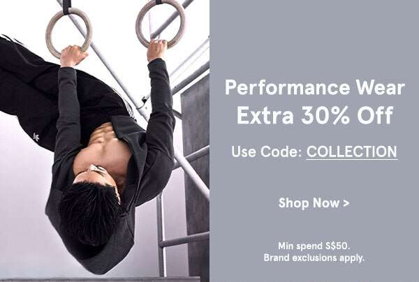 Performance Wear Extra 30% Off