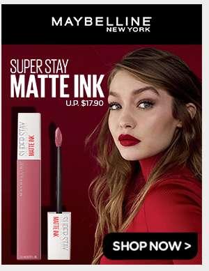 Maybelline Superstay Matte Ink