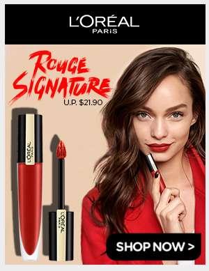 Loreal Rouge Signature