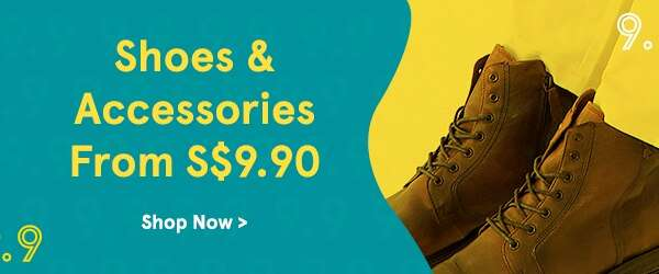 Shoes & Accessories From S$9.90