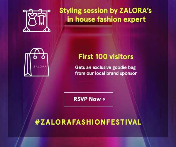 Participate in styling sessions and get exclusive goodie bags!
