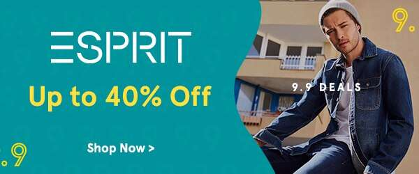 Esprit Up to 40% Off!