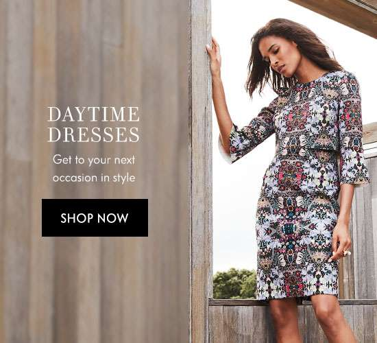 Shop Daytime Dresses