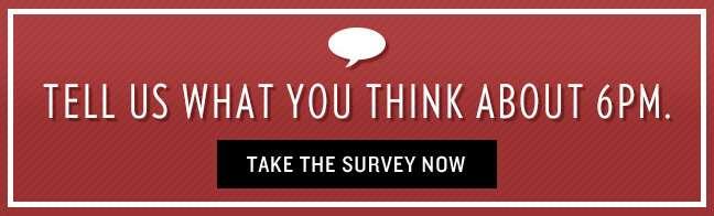 6pm Survey