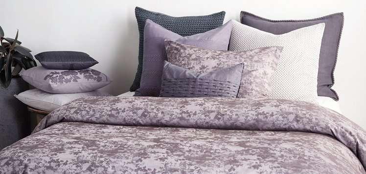 The Fall Home: Vera Wang & More Designer Bedding