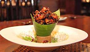 Kintamani Indonesian Restaurant - Lunch and Dinner Buffet at $32++ per person