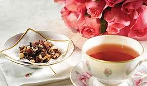 The Rose Veranda - A Chocolate Affair 3-Tier Afternoon Tea Set by Award-Winning Chef David Briand