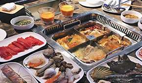 Thai Tanic Live Seafood Hotpot - Exclusive: 30% Off Seafood Buffet