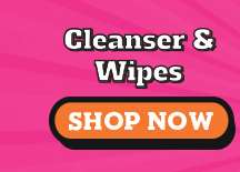 Cleanser & Wipes