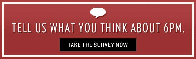 6pm Survey
