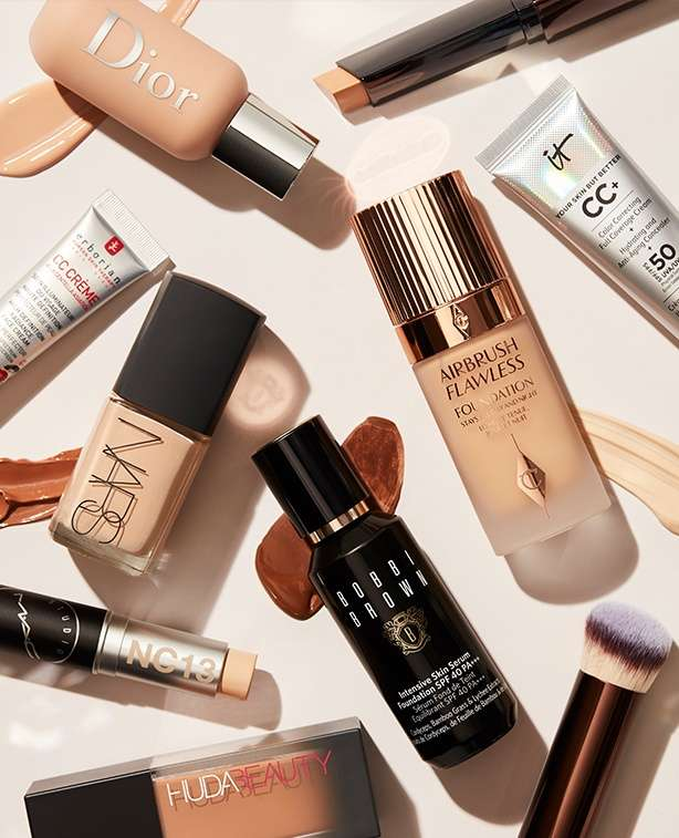 Your go-to guide to foundation