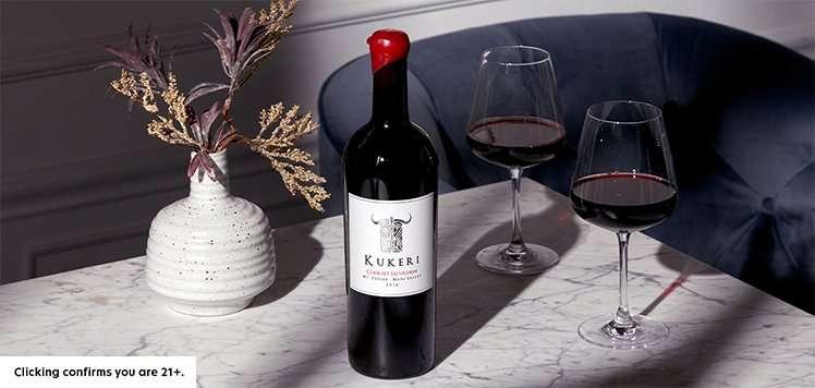 Ultra-Premium Napa Cabernet From Kukeri Wines