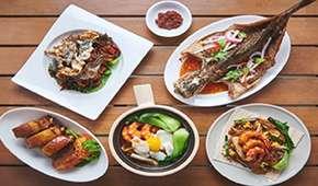 Ah Hoi's Kitchen - Exclusive: 15% off - Ala Carte Menu