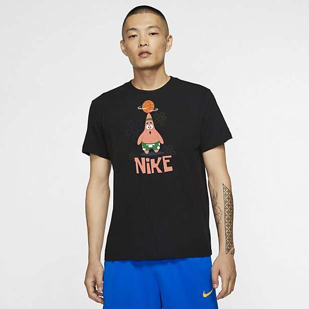 "Kyrie Nike Dri-FIT ""SpongeBobâ€"