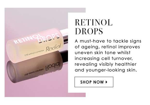 Retinol Drops